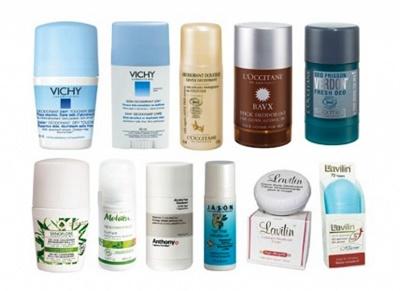Как работают дезодоранты - антиперспиранты