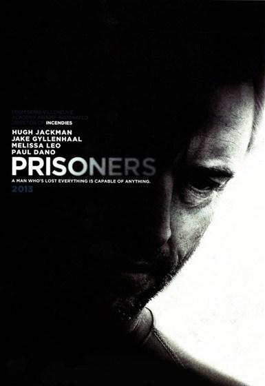 """фильм """"Пленницы"""" (Prisoners) плакат"""