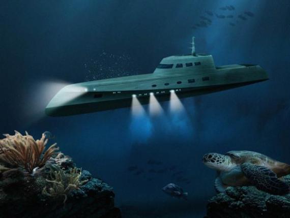 Как выглядят лучшие подводные отели мира