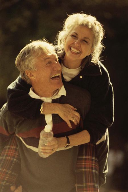 Наладьте более близкие отношения со своим супругом