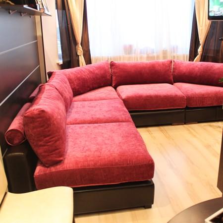 диван из поролона