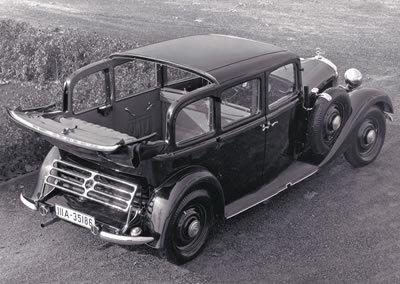 Этот автомобиль произвел революцию, но не во время Дизеля