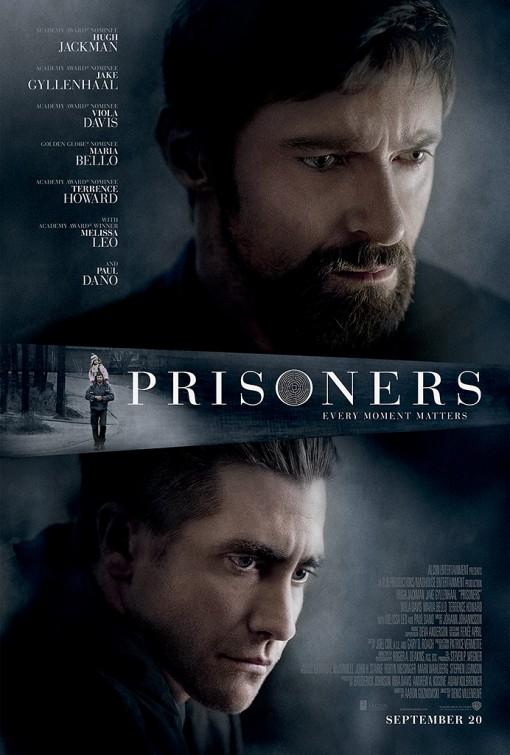 """фильм """"Пленницы"""" (Prisoners) второй вариант плаката"""