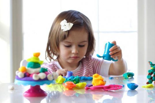 Как происходит изготовление пластилина своими руками