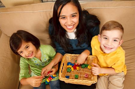 не всегда знаешь, что лучше организовать, чтобы детишкам было весело и интересно