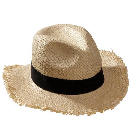 плетёная шапка