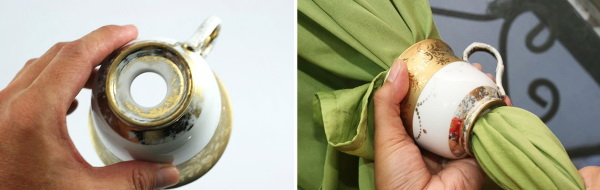 Как можно использовать старый чайный сервиз: 11 креативных идей