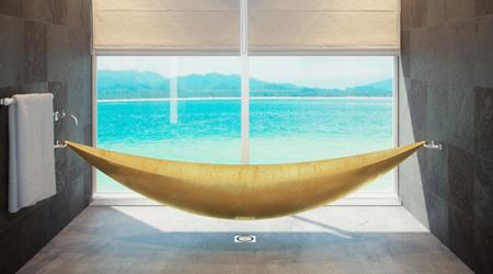 подвесная ванна