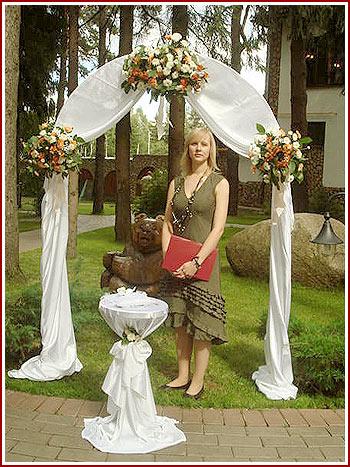 Как правильно подготовить выездную церемонию бракосочетания?