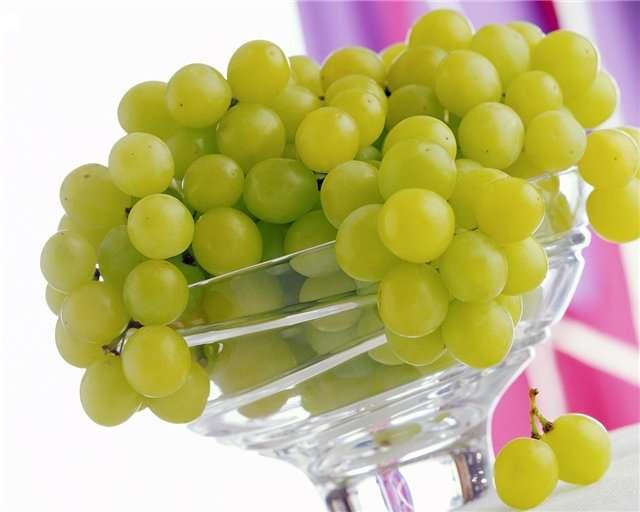 Как собирать, хранить и готовить виноград