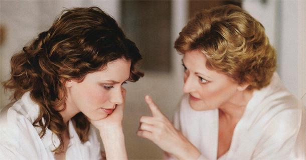 отношения матери с дочерью