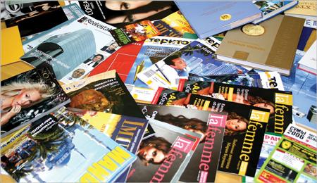 Читайте все, что можно: художественную литературу, документальные, исторические, кулинарные книги, газеты, журналы всех направлений