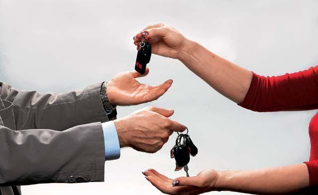 Как работает онлайн бронировании автомобиля