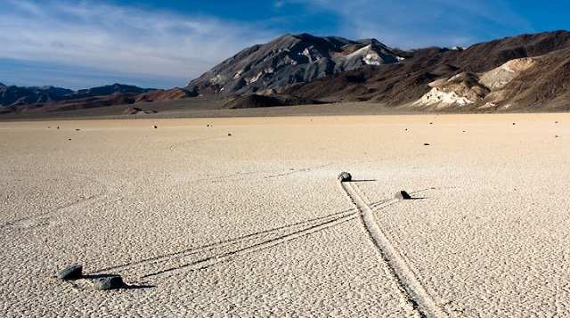 прогулка путешествие долина смерти калифорния