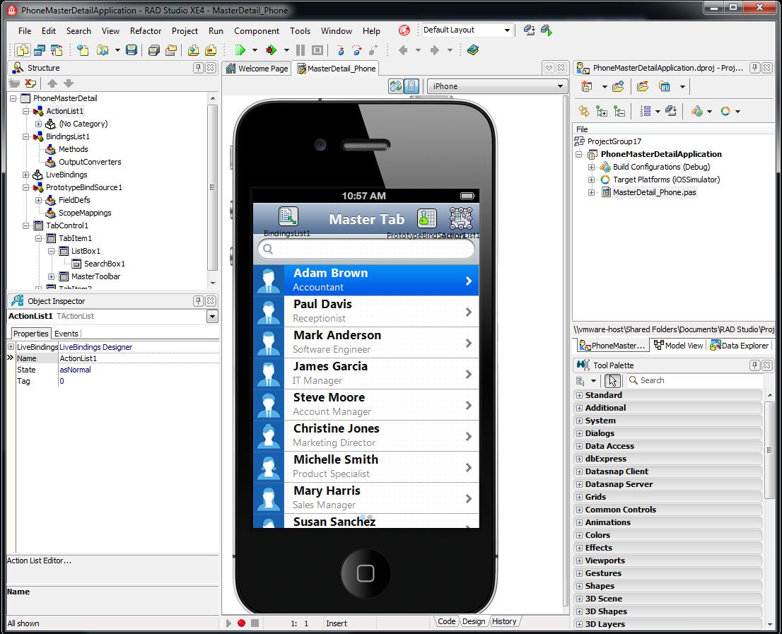 Как новая версия RAD Studio XE4 будет отличаться от предыдущих. Запуск 2013.