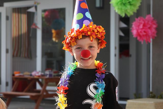 Как выбираем лучшего клоуна для детей