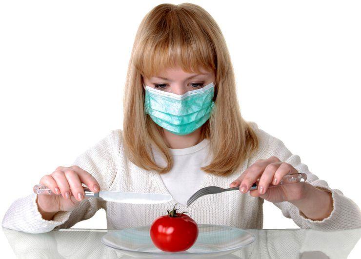 Как правильно провести тест на пищевую аллергию