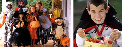 Нарядите себя и своих детей в праздничные костюмы
