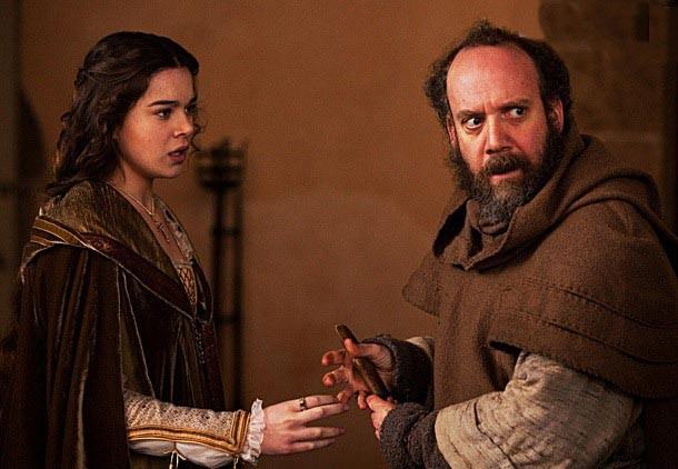 кадр из итальянского фильма Ромео и Джульетта (Romeo and Juliet) 2013