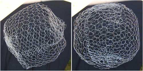 Как сделать крупные светящиеся шары для новогоднего декора