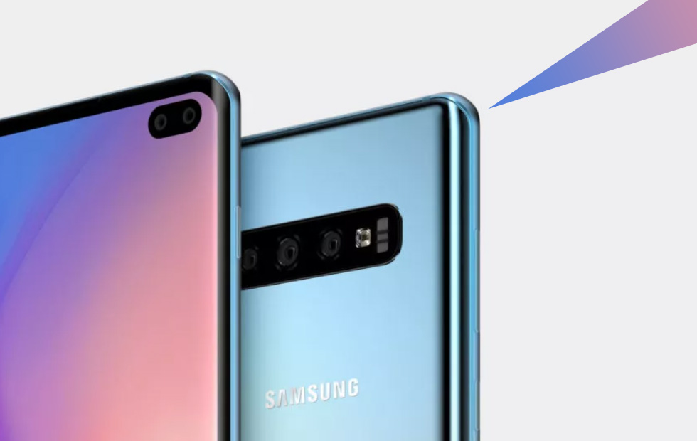 Как устроен Samsung Galaxy S10 Plus