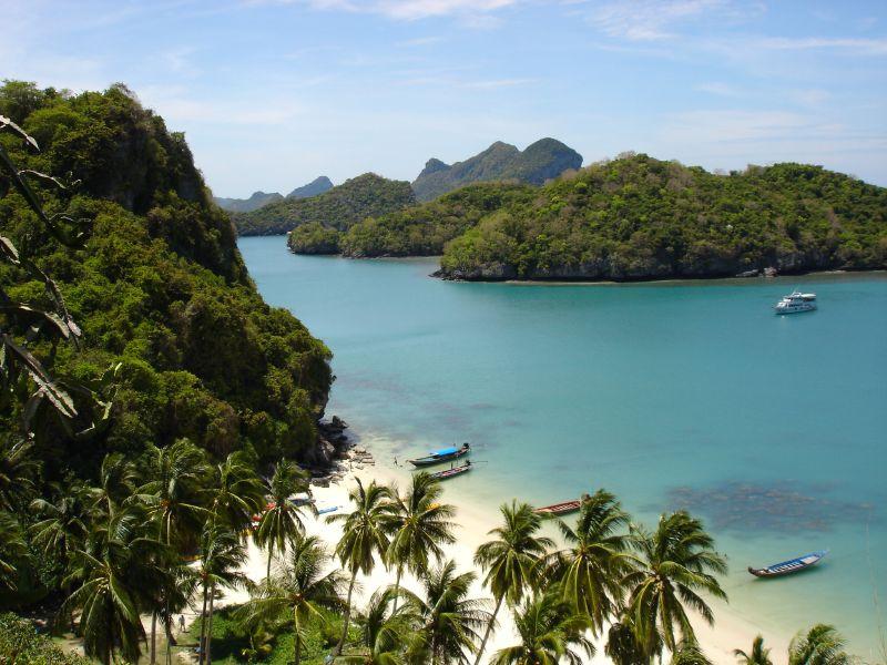 Как осуществить умиротворенный отдых на острове Самуи