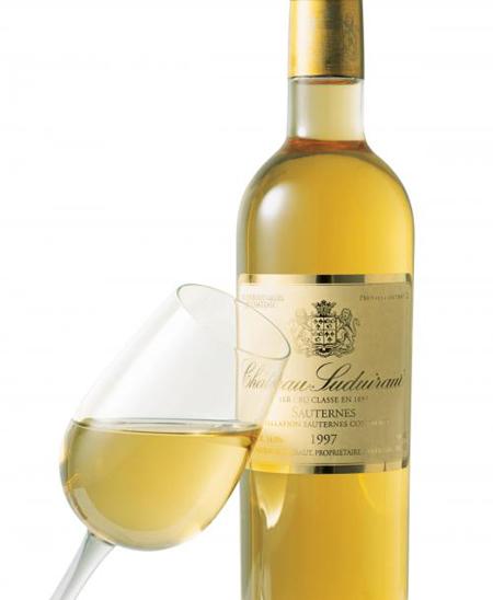 ... белое вино...
