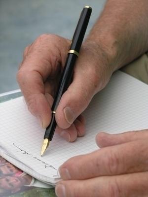 запишите то, что пытались продемонстрировать вам ваши инстинкты