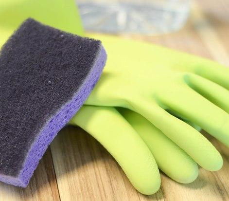 Как быстро и без усилий очистить газовую плиту и духовку от сложных загрязнений