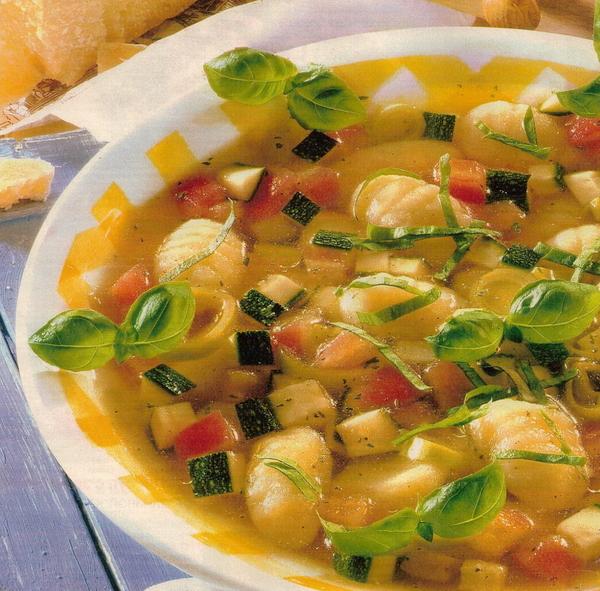 Как приготовить оригинальные супы