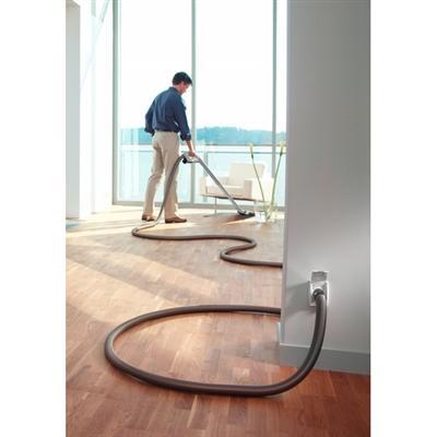 Как использовать встроенные пылесосы в домах и квартирах?