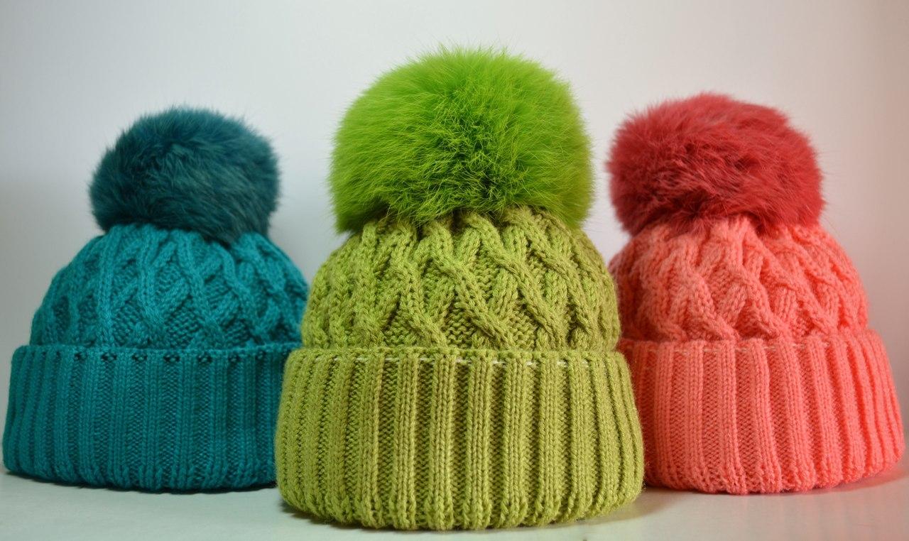 Как растянуть шапку