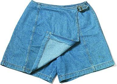 тренд мода осени 2013 юбка-шорты