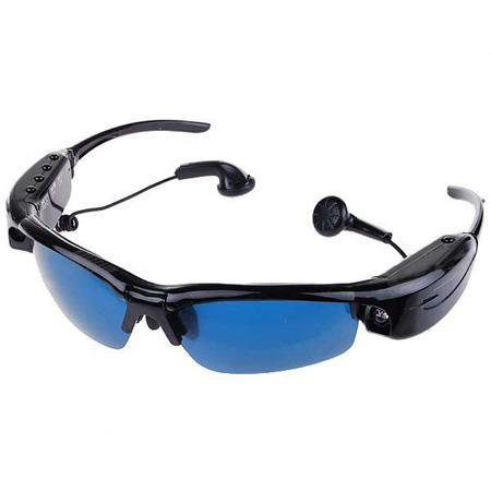 Темные очки с камерой и системой ночного видения
