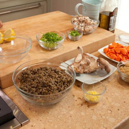 Мисо-суп «Все, что есть в холодильнике»