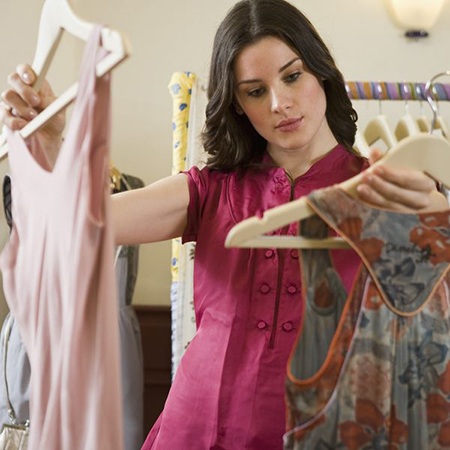 Давайте посвятим некоторое время исследованию качества одежды перед тем, как направляться к кассе