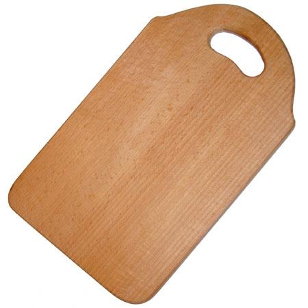 Обновляем деревянную разделочную доску