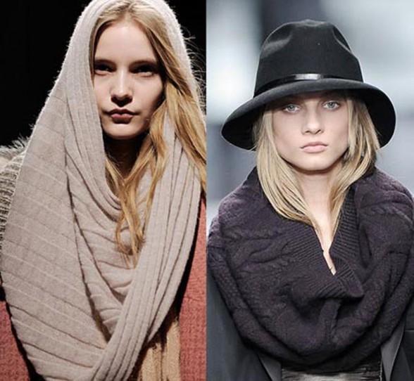 Как тепло и стильно одеться в холодное время года?