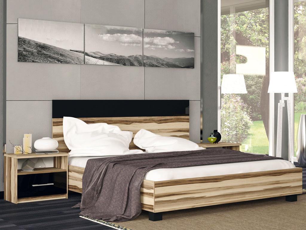 двуспальные кровати от мебельок