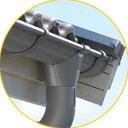 водосточная система сталь