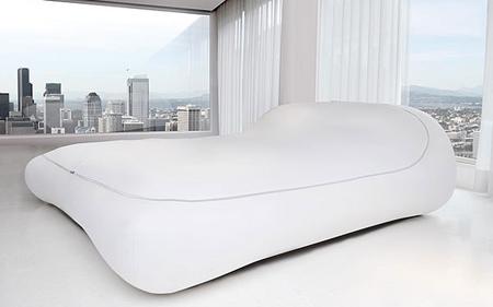 стильная надувная мебель