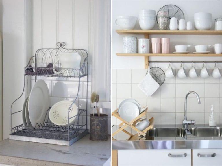 Виды сушилок для кухни