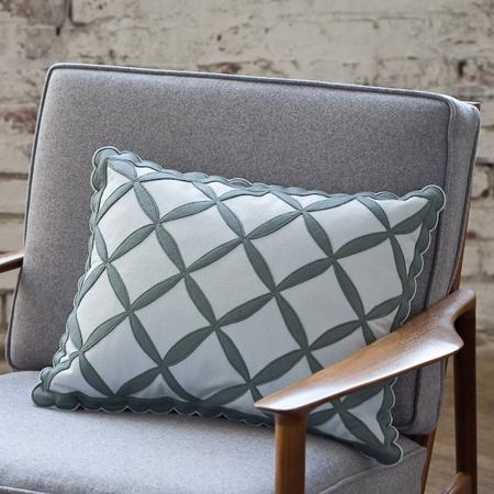 Вариант орнамента на подушке