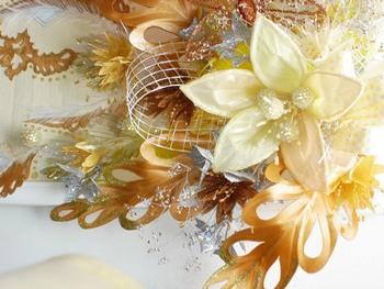 cvety iz tkani.