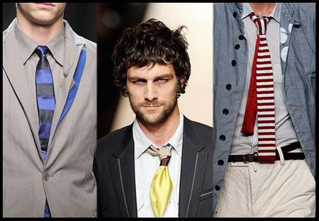 Как появились галстуки