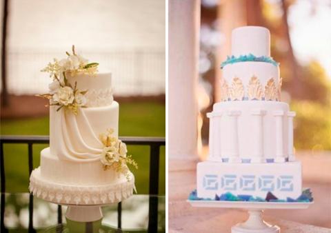 Как организовать свадьбу в греческом стиле