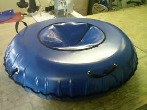тюб надувной круг для катания по воду, снегу, склонам