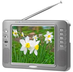 Как выбрать портативный ЖК-телевизор