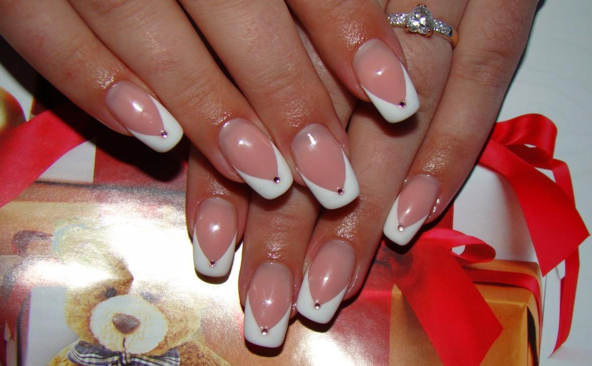 Гель-лак для ногтей Белый антик GL-001 Lady Victory 54