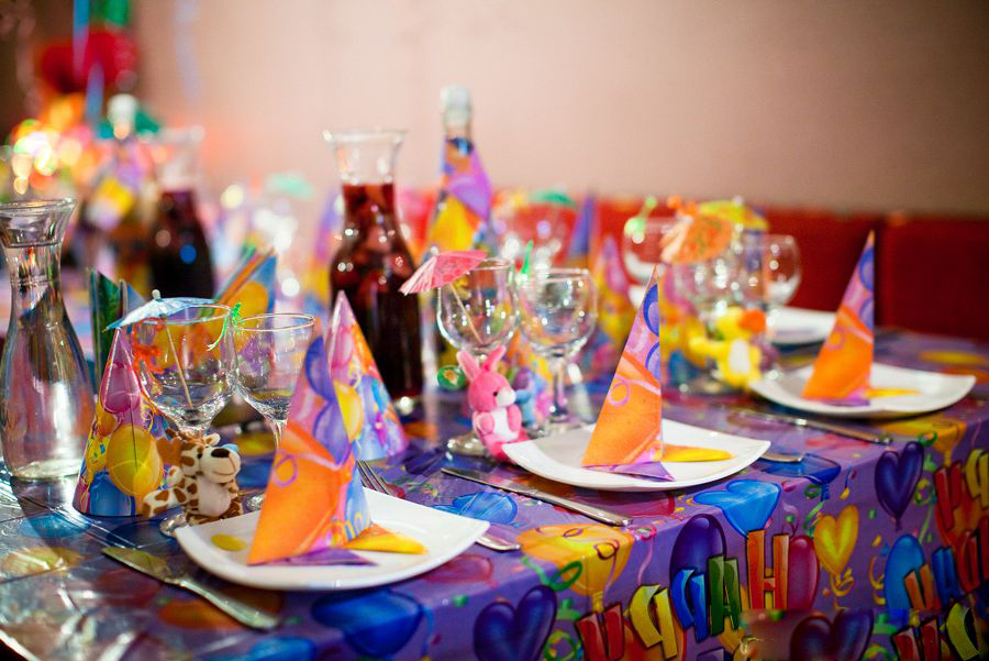 Украшение блюд ребенку день рождения 44